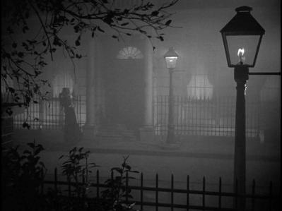 So much fog. © 1944 – MGM. All Rights Reserved.