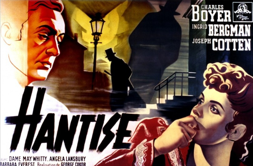 HANTISE - French Poster by Boris Grinsson